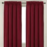 Essential Home Solid Curtain Panel at Kmart.com