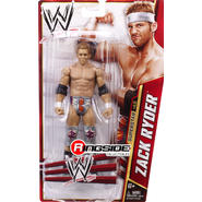 WWE Zack Ryder - WWE Series 31 Toy Wrestling Action Figure at Kmart.com