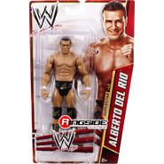 WWE Alberto Del Rio - WWE Series 31 Toy Wrestling Action Figure at Kmart.com