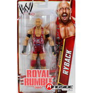 WWE Ryback - WWE Series 32 Toy Wrestling Action Figure at Kmart.com