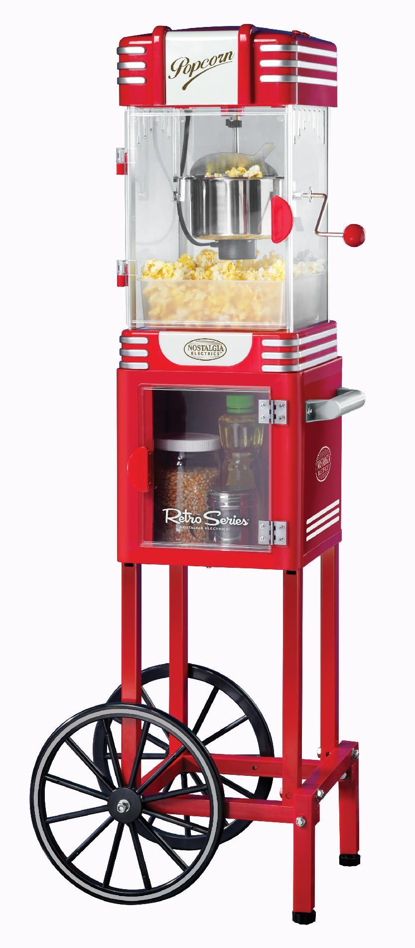 RKP530CART Retro Series Kettle Popcorn Cart