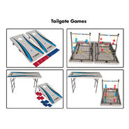 "Triumph Sports USA 84"" 4-in-1 Tailgate Game Set at Kmart.com"