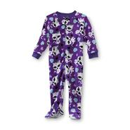 Joe Boxer Infant & Toddler Girl's Footed Sleeper Pajamas - Cat at Kmart.com