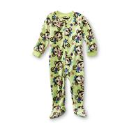 Joe Boxer Infant & Toddler Girl's Footed Sleeper Pajamas - Monkey at Kmart.com