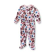 Joe Boxer Infant & Toddler Girl's Footed Sleeper Pajamas - Fox at Kmart.com
