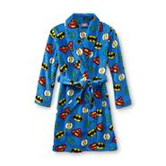 DC Comics Justice League Boy's Terry Robe - Superheroes at Sears.com