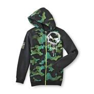 No Fear Boy's Faux Sherpa Lined Hoodie Jacket - Camouflage at Sears.com