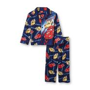 Disney Baby Cars Infant & Toddler Boy's Long-Sleeve Pajama Shirt & Pants at Kmart.com