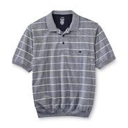 David Taylor Collection Men's Big & Tall Polo Shirt - Plaid at Sears.com