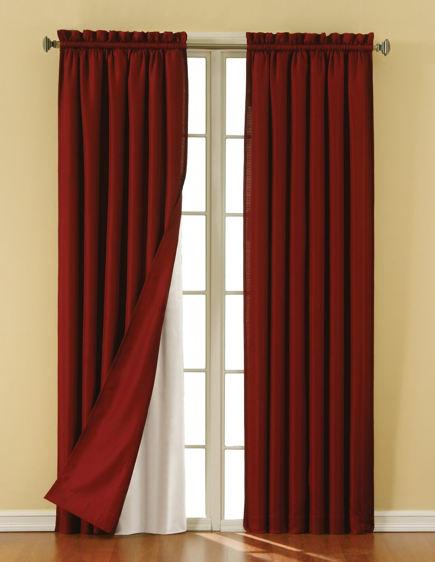 Eclipse Curtains Blackout Thermaliner Pair