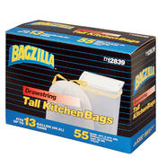 Bagzilla Tall Kitchen Bags 13 Gallon at Kmart.com