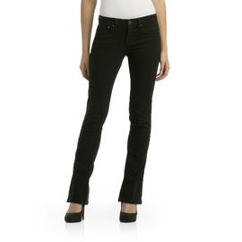 Kardashian Kollection Women's Khloe Curvy Jeans - Slim Bootcut at Sears.com