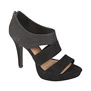 SM New York Women's Dress Sandal Saavy - Black at Sears.com