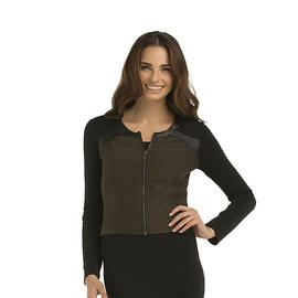 Kardashian Kollection Women's Tweed Jacket at Sears.com