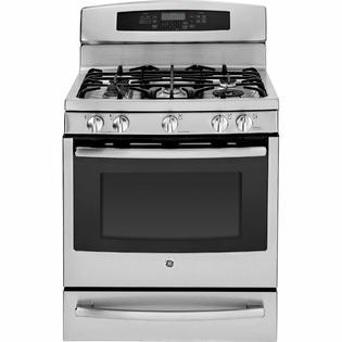 GE Profile™ Series GE Profile™ Series 5.6 cu. ft. Gas Range w/ Self-Clean and Warming Drawer - Stainless-Steel