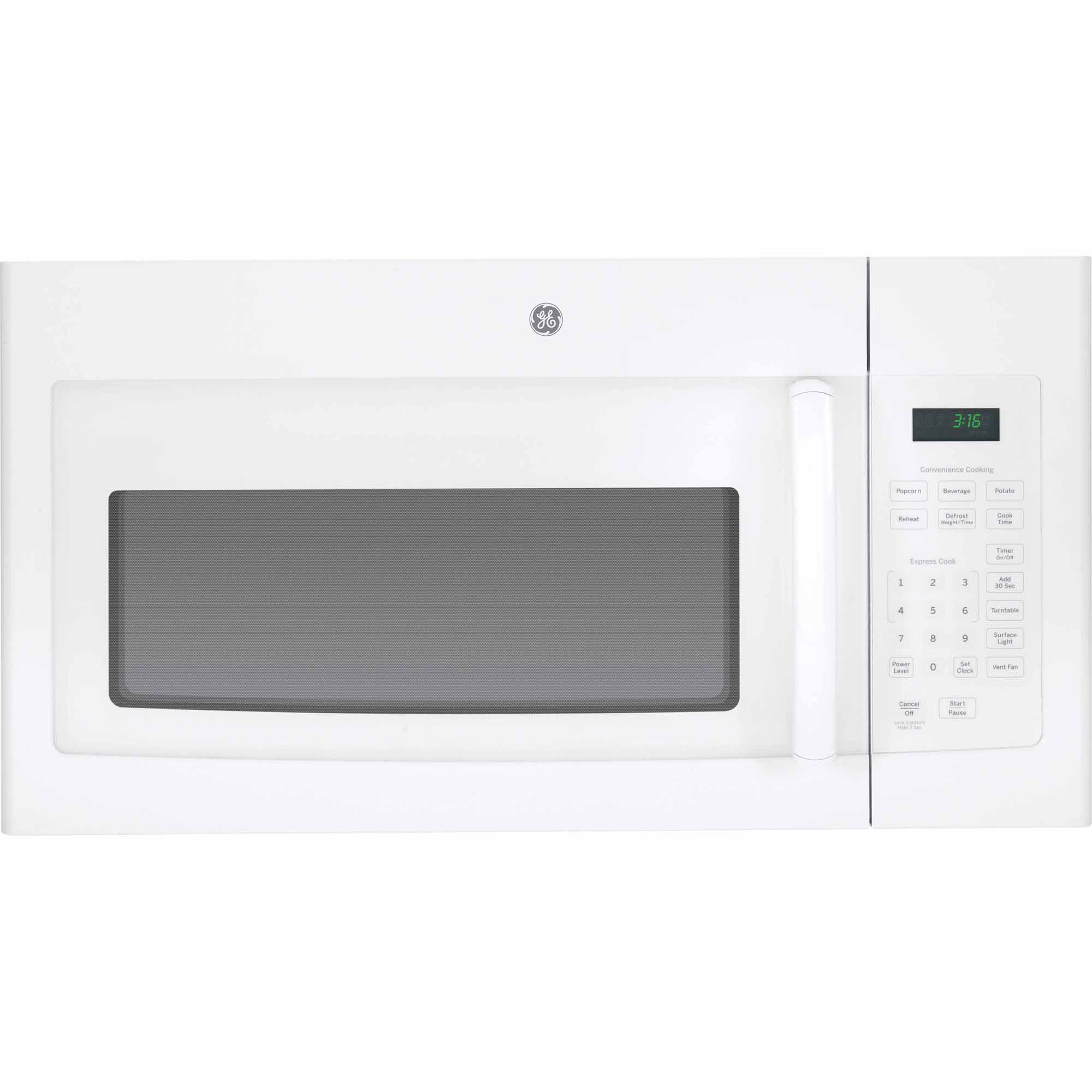 1.6 cu. ft. Over-the-Range Microwave - White