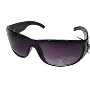 U.S. Polo Assn. Women's Sunglasses Hatte Wrap Black at Sears.com