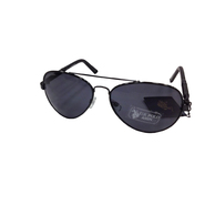 U.S. Polo Assn. Women's Sunglasses Aviator Metal Black at Sears.com