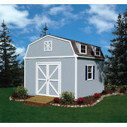 Colony Bay Outdoor Structures Wellington 12' x 12' Storage Building Kit with Floor at Kmart.com