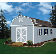 Colony Bay Outdoor Structures Wellington 12' x 24' Storage Building Kit with Floor at Kmart.com