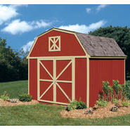 Colony Bay Outdoor Structures Wellington 10' x 12' Storage Building Kit with Floor at Kmart.com