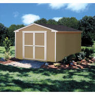 Colony Bay Outdoor Structures Dover 10' x 16' Storage Building Kit with Floor at Kmart.com