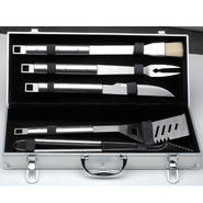 BergHOFF 6 pc BBQ set in aluminum case at Kmart.com