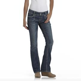 Bongo Junior's Bootcut Skinny Jeans - Embellished at Sears.com