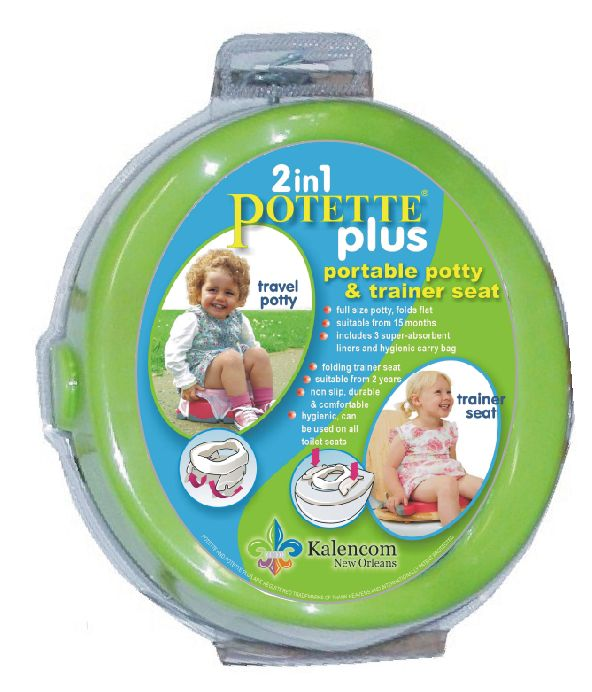 2 in 1 Potette Plus