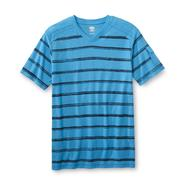Route 66 Men's V-Neck T-Shirt - Striped at Kmart.com