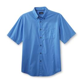 Basic Editions Men's Easy Care Short-Sleeve Shirt at Kmart.com