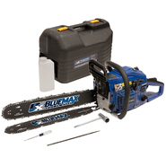 "BLUE MAX 2-in-1 - 14""/20"" Combination Chainsaw in Protective Case- 8902 at Sears.com"