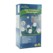 Brite Star 60L LED MICRO MINI TWINKLING LIGHT SET, PURE WHITE at Kmart.com