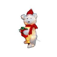 Citi-Talent LTD Christmas Xmas Fluffy Teddy