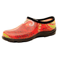 Sloggers Womens Garden Shoe Paisley Red at Kmart.com