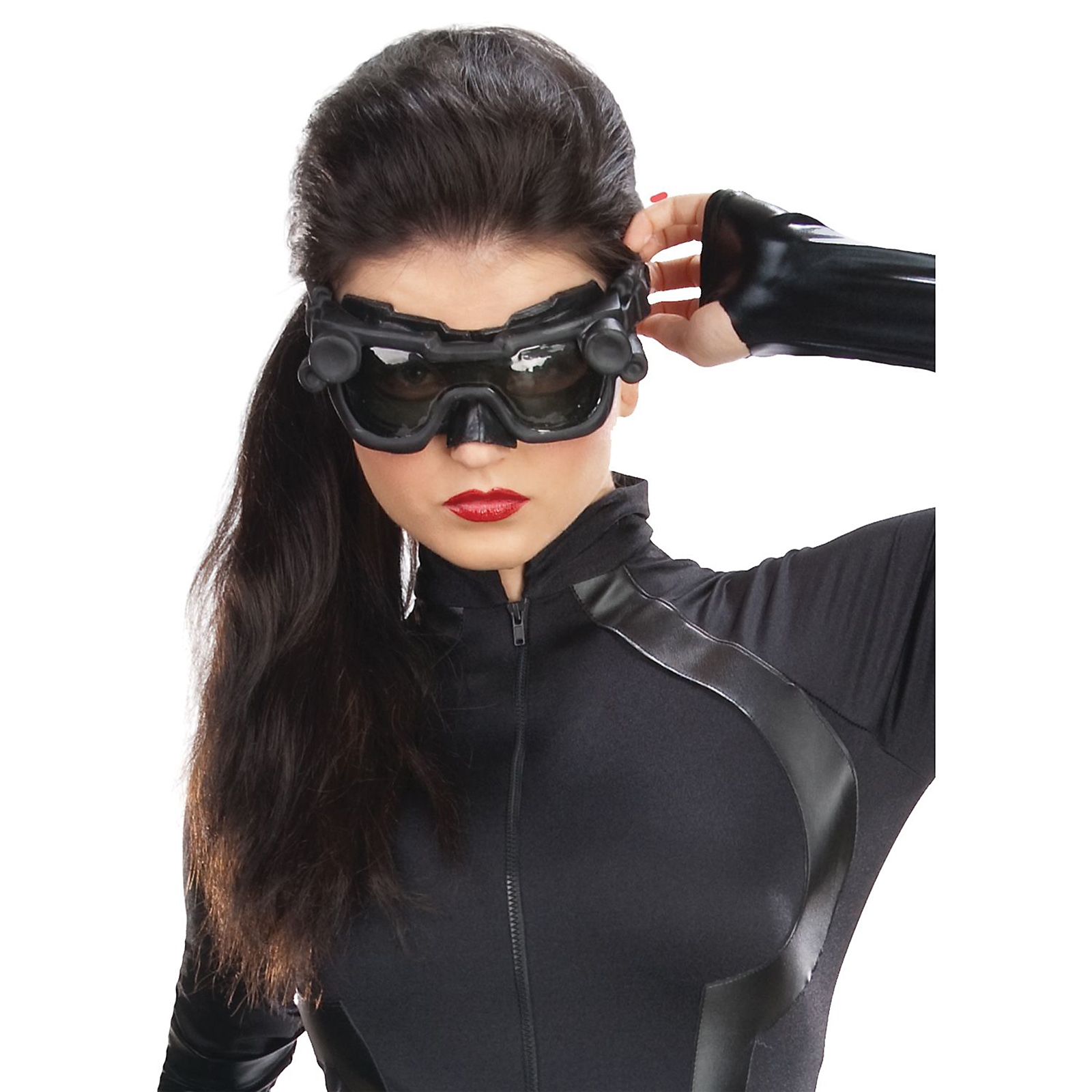 Girls Goggles The Dark Knight Rises Catwoman Halloween Accessory - Adult Size PartNumber: 05014405000P