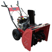 Power Smart 7651 26-Inch 208CC LCT Gas Powered Two Stage Snow Thrower With Electric Start at Sears.com