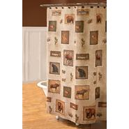Colormate Alpine Retreat Shower Curtain 70 x 70 at Kmart.com