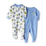 Magic Years Infant Boy's 2-Pack Sleep 'N Plays - Bears & Paw Prints at Kmart.com