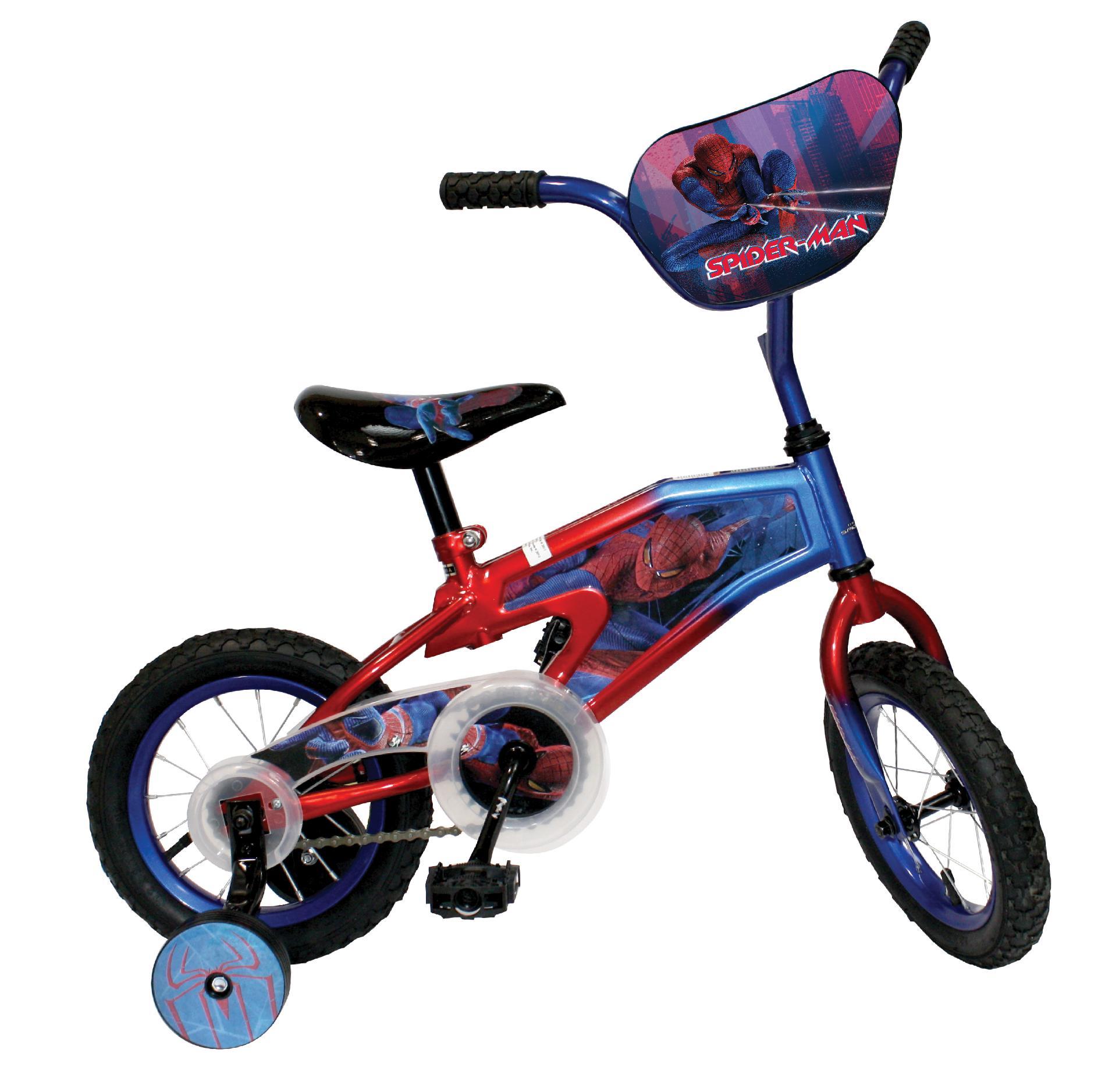 Street Flyers Amazing Spiderman 12 Bike
