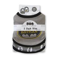 DC Comics Batman Infant Boy's 2-Pack Bibs at Kmart.com