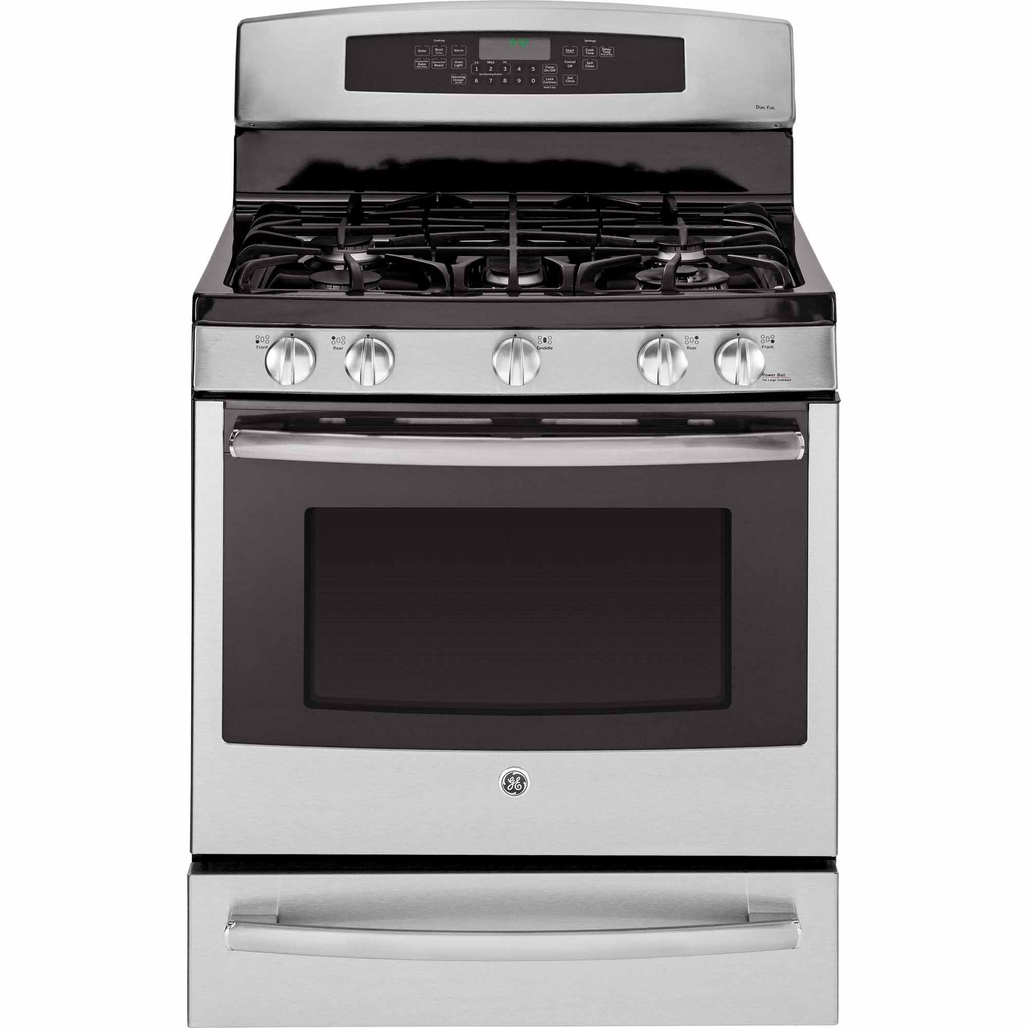 5-6-cu-ft-Dual-Fuel-Range-w-Warming-Drawer-Stainless-Steel