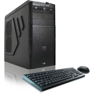 CybertronPC 3.6GHz 8GB DDR3 Hellion X1 AMD A8-5600K Quad-core Gaming PC Black w/Radeon HD7560D Video 1TB HDD DVDRW WiFi Win 8 64-bit at Kmart.com