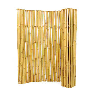 "Backyard X-Scapes Bamboo Fencing - 3/4"" D x 6' H x 8' L"