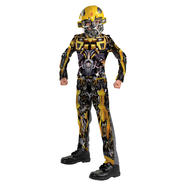 Transformers Bumblebee Boy's Halloween Costume at Kmart.com