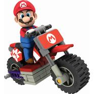 K'NEX Mario Kart Wii Mario and Standard Bike Building Set at Kmart.com