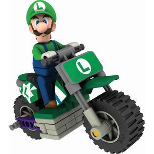 KNEX Mario Kart Wii Bundle 2 Standard Bike Building Sets
