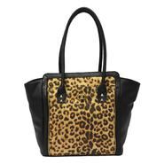 Kardashian Kollection Women's Large Tote - Leopard Print at Sears.com