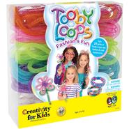 Creativity for Kids by Faber-Castell Tooby Loops Fashion & Fun Kit at Kmart.com