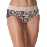 Bali One Smooth U No Lines, No Slip Hipster with Lace Waistband at Sears.com